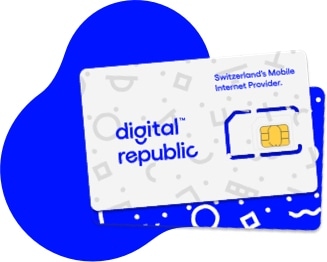 Digital Republic SIM-Karte