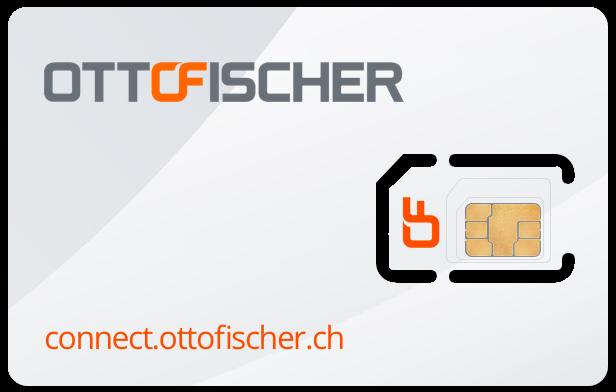 Otto Fischer SIM-Karte