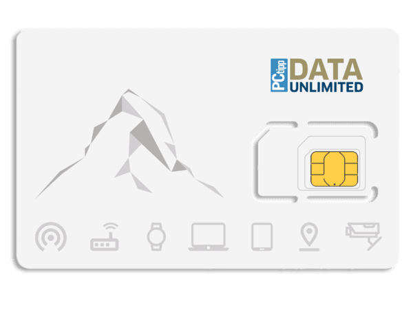 PCtipp Data Unlimited SIM-Karte