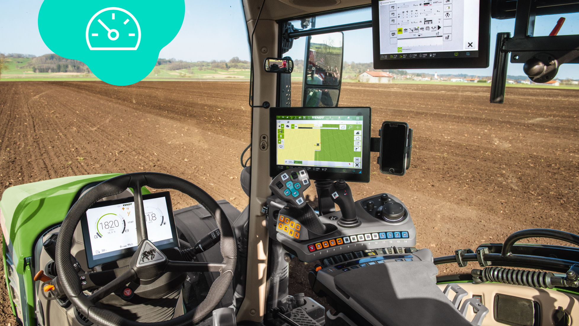 Smart Farming GVS Agrar