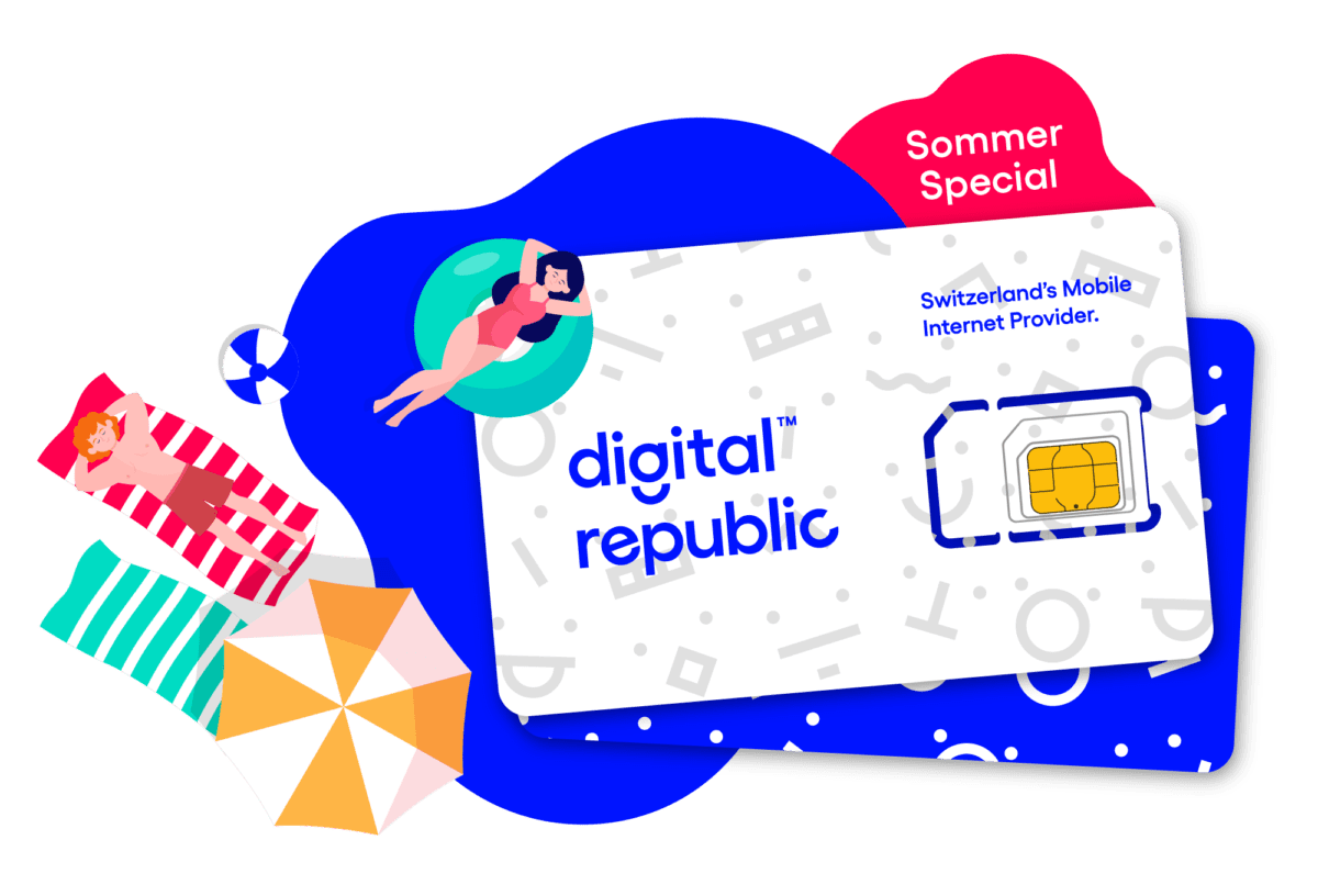 Sommer Special SIM-Karte